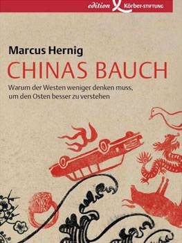 2015: Chinas Bauch, Marcus Hernig (Author)