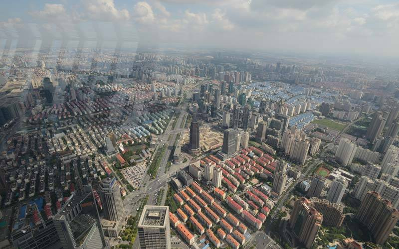 In only 150 years, Shanghai developed from a harbor city of half a million people in the 19th century to one of the world's largest urban agglomerations of 23 million inhabitants today.